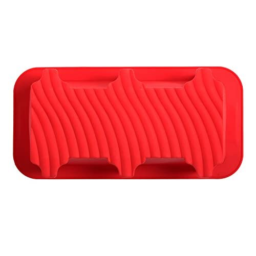 Finnhomy 2-Pack Silicone Bread & Loaf Pan Set
