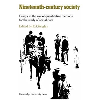[ [ [ Nineteenth Century Society[ NINETEENTH CENTURY SOCIETY ] By Wrigley, E. A. ( Author )Aug-01-2008