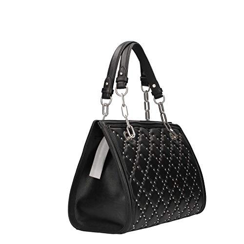 35x23 femme L Black Bst Cabas x H Sandy Studs W 5x14 cm Guess Noir xwCR0E6