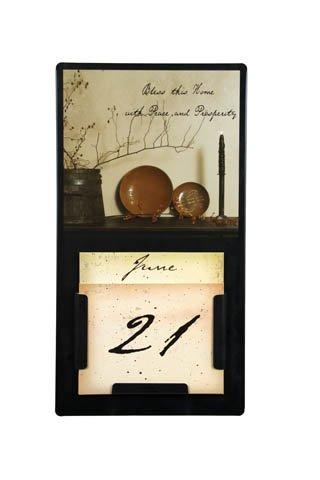 Bless This Home Perpetual Calendar