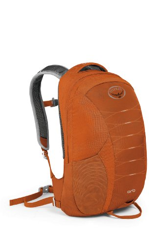 Osprey Packs Orb Daypack (Juicy Orange, One Size), Outdoor Stuffs