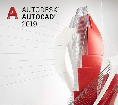 AutoCAD 2019 for Windows | Retail Media | 5-Seats