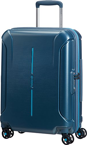 American Tourister Technum 20 Spinner Metallic Blue