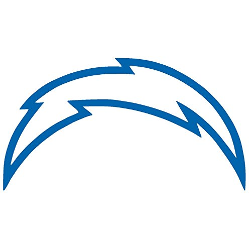 Xprovinyl SAN DIEGO CHARGERS Vinyl Sticker Decal (6