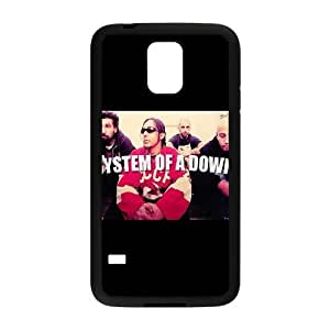 System Of A Down Samsung Galaxy S5 Cell Phone Case Black as a gift P4810519