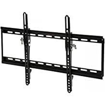 "Rosewill 32"" - 70"" LCD LED TV Tilt Low Profile Wall Mount Bracket, Up to 99 lbs VESA Up to 600x400mm, Compatible with Samsung, Vizio, Sony, Panasonic, LG and Toshiba TV RHTB-14005"