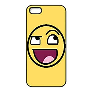 Awesome Face Meme iPhone 4 4s Cell Phone Case Black 05Go-230009