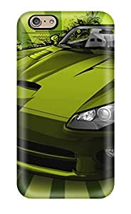 AndreaPope Case Cover For Iphone 6 - Retailer Packaging Vector Dodge Viper Protective Case