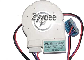 Zyvpee DLA5985XQEA DC10.4V 1.6W Ventilador de puerta doble ...