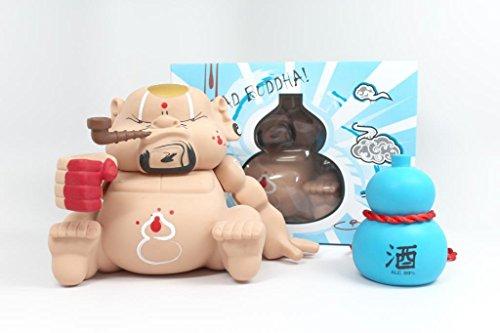 Bad Bad Buddha Original Colorway Designer Vinyl Figure