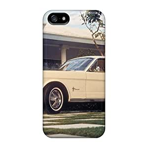 Perfect 64 Mustang Case Cover Skin For Iphone 5/5s Phone Case