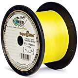 PowerPro Super 8 Slick Braided Fishing Line, 20-Pound/1500-Yard, Yellow Review