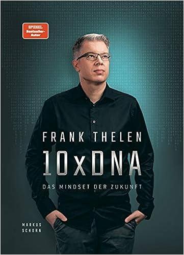 Book Image: 10xDNA: Das Mindset der Zukunft