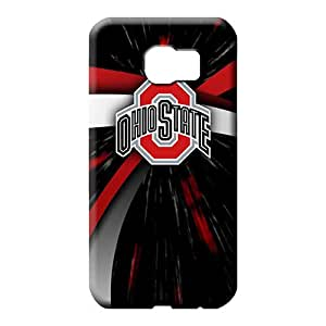 samsung galaxy s6 edge Classic shell Specially Back Covers Snap On Cases For phone mobile phone skins ohio state