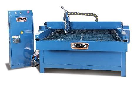 Amazon.com: BAILEIGH pt-44 CNC plasma mesa de corte, 1-phase ...