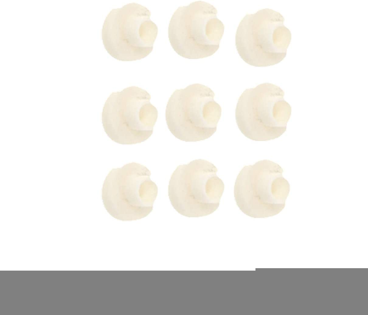 para transistor TO-3 model: V5596IIVI-9032WA Aexit Junta de arandela de aislamiento de 1000 piezas