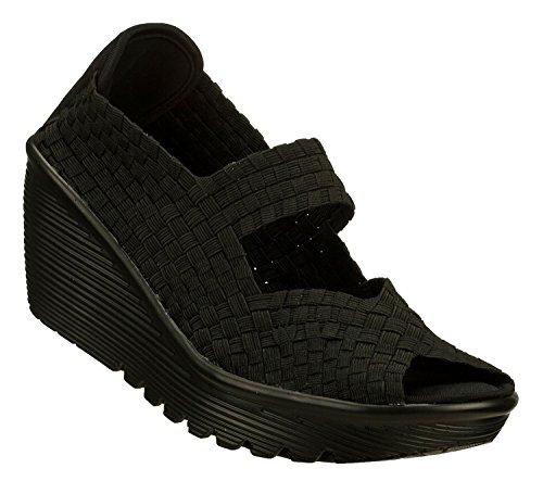 f41e1c9450 Skechers Cali Women s Parallel Wedge Sandal - Import It All