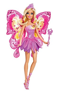 Barbie Beautiful Fairy Barbie Doll from Mattel
