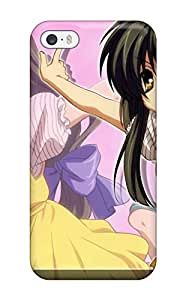 For AnnaSanders Iphone Protective Case, High Quality For Iphone 5/5s Clannad Anime Other Skin Case Cover wangjiang maoyi