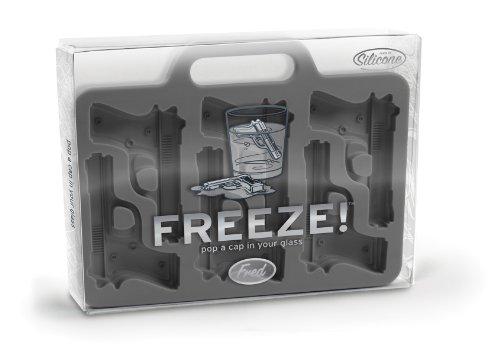 Fred FREEZE! Handgun Ice Tray