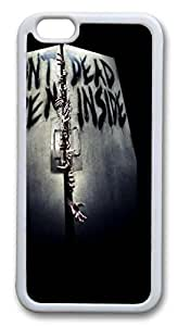 iphone 6 4.7inch Case and Cover Walking Dead Inside TPU Silicone Rubber Case Cover for iphone 6 4.7inch White by ruishernameMaris's Diary