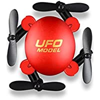 Mini Quadcopter Drone HD Camera 2.4G 3D-Flip 6-axis Gyro One Key Return Remote Control Foldable LED Flash 360°Roll Drone