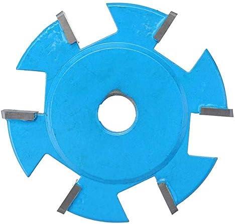 ZGQA-GQA for 100mm Angle Grinder H16 Power Wood Polishing Carving Disc Hexagonal Shovel Blade Woodworking Tools