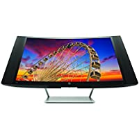 HP Pavilion 27c Curved Monitor