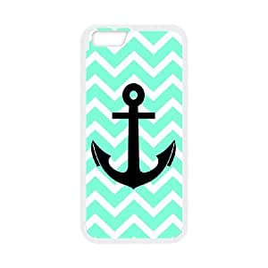 GGMMXO Chevron Anchor Shell Phone Case For iphone 5s [Pattern-1]