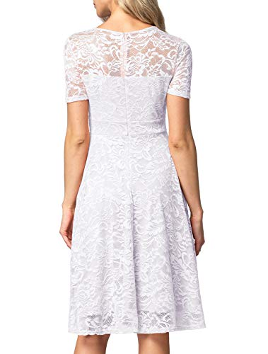 AONOUR-Womens-Vintage-Floral-Lace-Elegant-Cocktail-Formal-Swing-Dress-with-Short-Sleeve