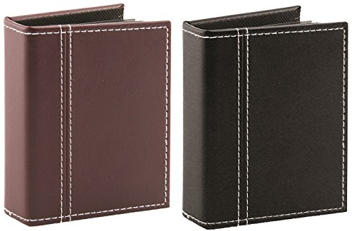 Pinnacle 2-1/2-Inch by 3-1/2-Inch Frames Mini Photo Album NBG Home 07FF902