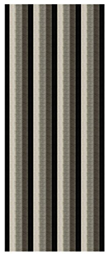 Custom Stripes Rubber Non Slip Hallway