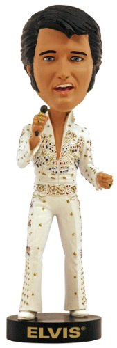 Royal Bobbles Elvis Presley Bobblehead
