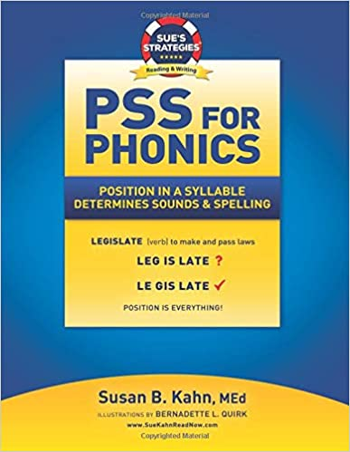 PSS For Phonics