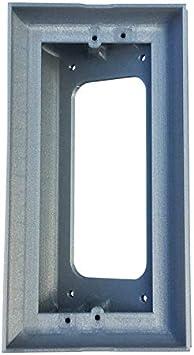 Geh/äuse mit 30/° Winkel f/ür Plattenspieler BTicino Linea 3000