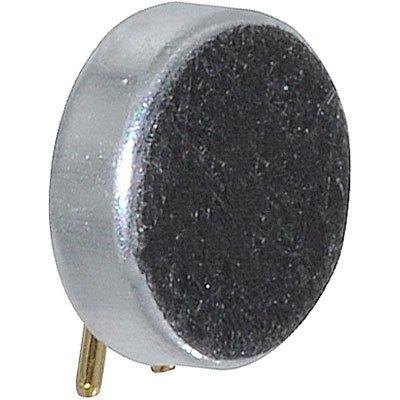 ICC / Intervox MEO-618PN-02-643 , Microphone; 20 to 16000 Hz; 2 V; 0.5 mA(Max.); 6 mm x 1.8 mm; -64, -62, -60 dB