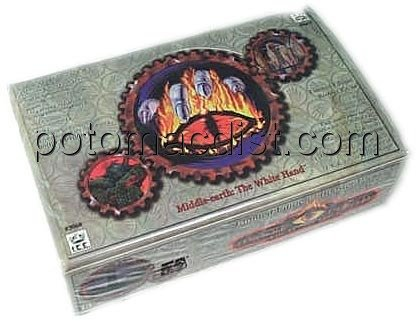 Middle Earth Iron Crown Card Game The White Hand Booster ...