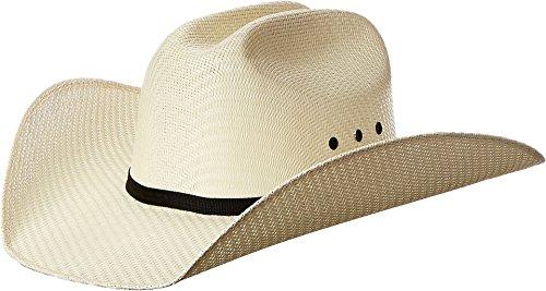 Kids Straw Cowboy Hat - M&F Western Unisex Twister Cowboy Hat