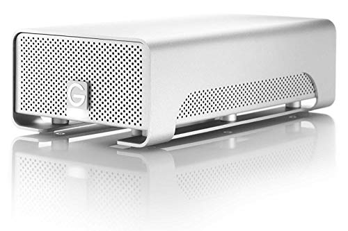 Hitachi G-RAID 2TB USB 2.0 Firewire eSATA Desktop External Hard Drive (Renewed)