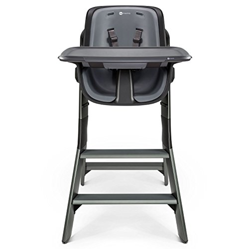 4moms High Chair, Black/Grey