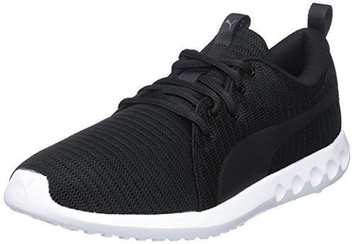 PUMA Men's Carson 2 Sneaker, Black-Quiet Shade, 8.5 M US