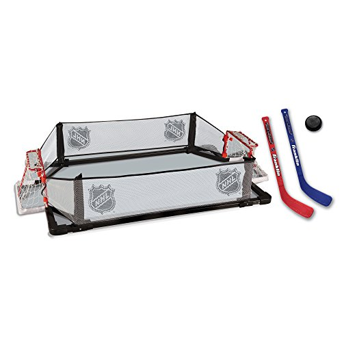 Franklin Sports Mini Hockey Goals - NHL - 36 x 25.5 Inches
