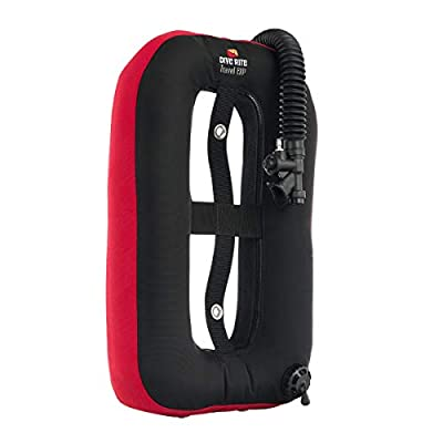 Dive Rite Travel EXP Wing - RED