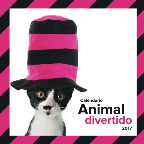 Calendario animal divertido 2017 (Spanish Edition): Journals R Us: 9781635890358: Amazon.com: Books