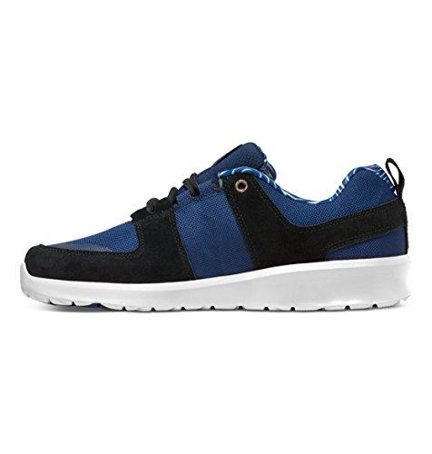 Dc Shoes Lynx Lite Deft M Shoe, Color: Black Navy, Talla: 45.5 EU / 11.5 US / 10.5 UK negro