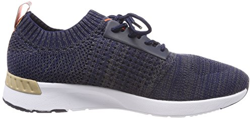 Bugatti Lord 341305626900 Slip On Sneaker Blau (blu Scuro)