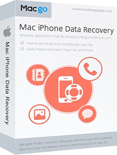 Image result for Macgo Mac iPhone Data Recovery