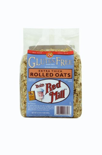 Gluten Free Thick Rolled Oats by Bob's Red Mill, 32 oz