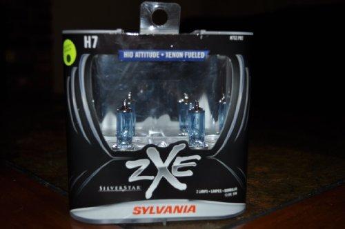 Sylvania Silver H7sz pb2 Attitude Fueled