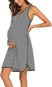 Ekouaer Womens One Piece Sport Bathing Suit Swimming Comfortable Swimwear No Gertem Legs